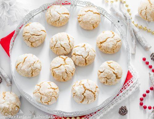 Biscotti alle arachidi tostate senza uova croccanti e golosi
