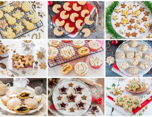 Biscotti natalizi facili e golosi (ricette con e senza burro)