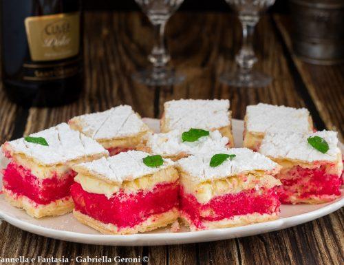 Diplomatici monoporzione ricetta dolce tradizionale