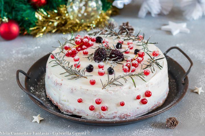 torta di capodanno con crema