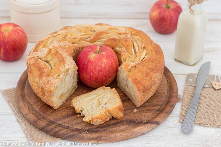 ciambella di mele