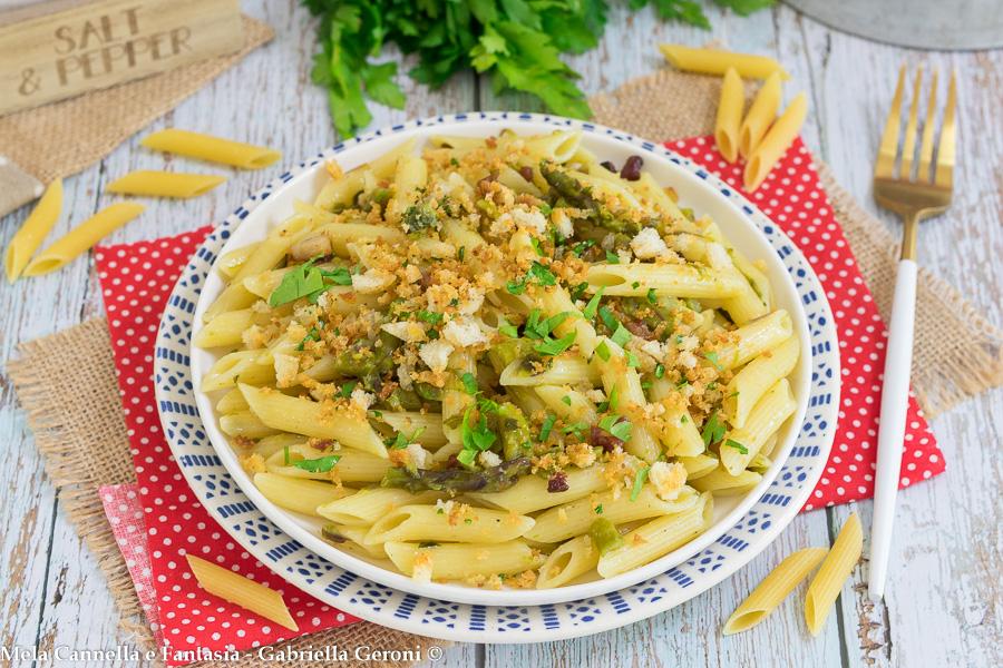 pennette asparagi