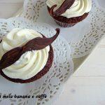 cupcakes al cacao e mascarpone