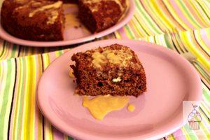 Ciambella ai datteri -Sticky toffe pudding