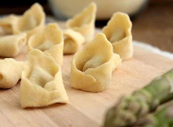 Tortellini vegetariani