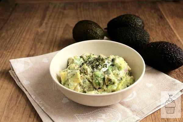 insalata di avocado e tonno 2