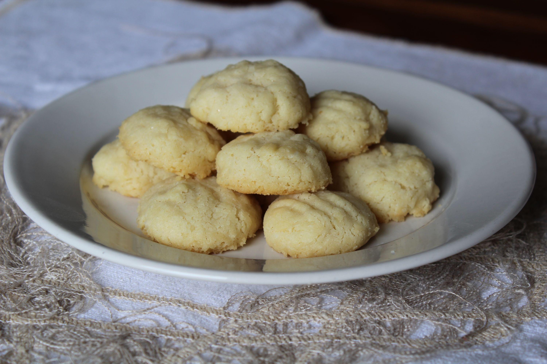 Biscotti sablés morbidi