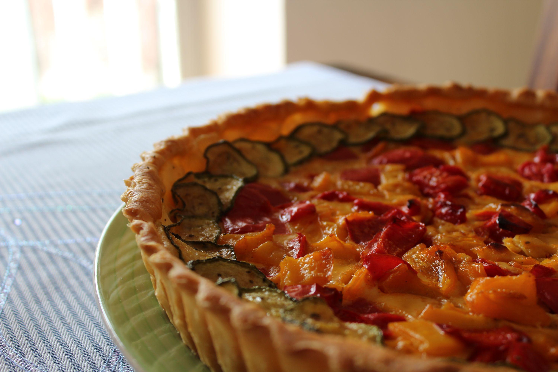 Torta salata alla provenzale