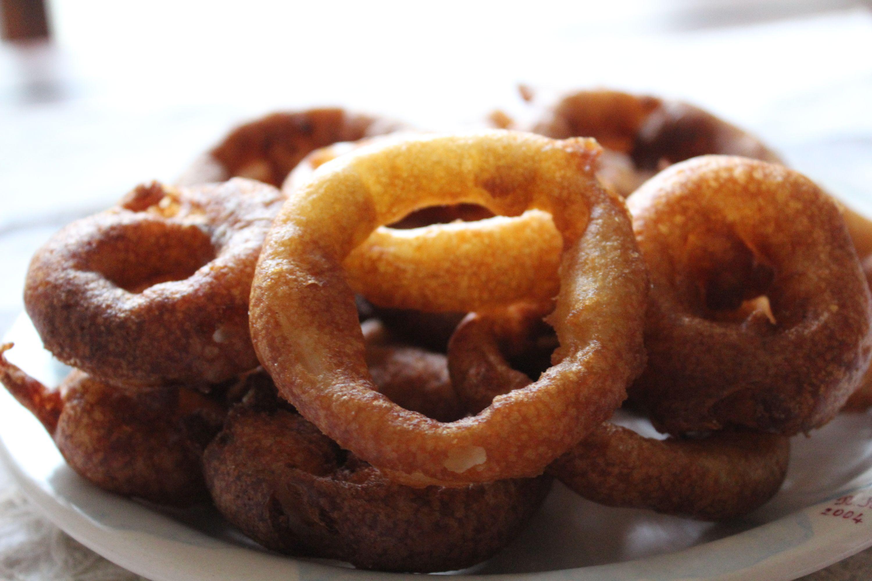 Onion rings - anelli di cipolla