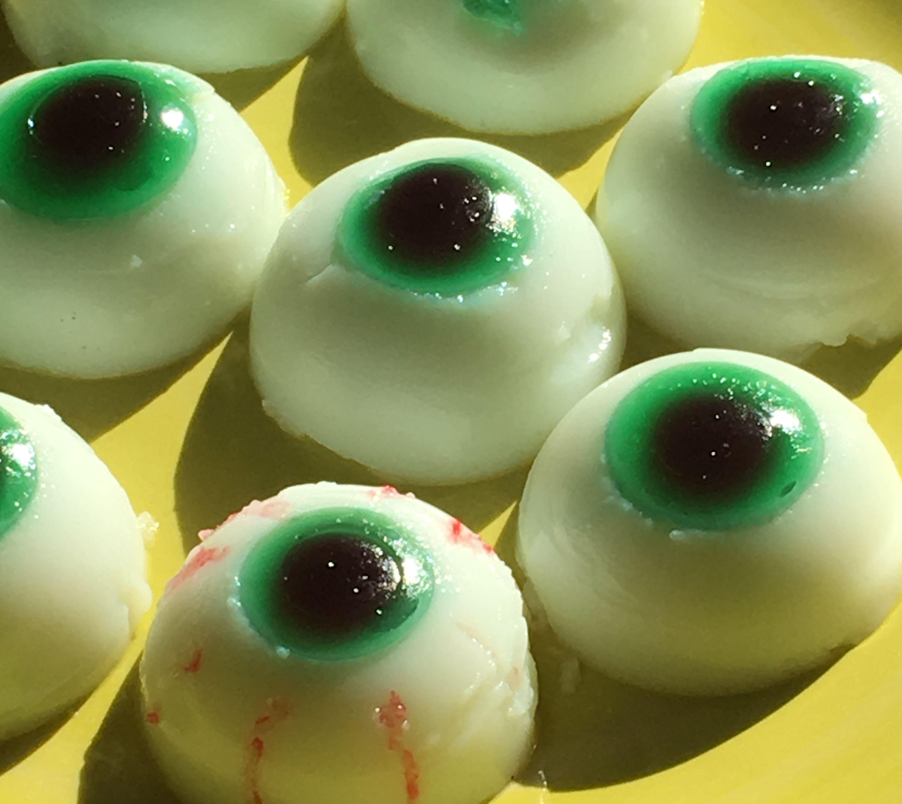Occhietti verdi di Agar Agar