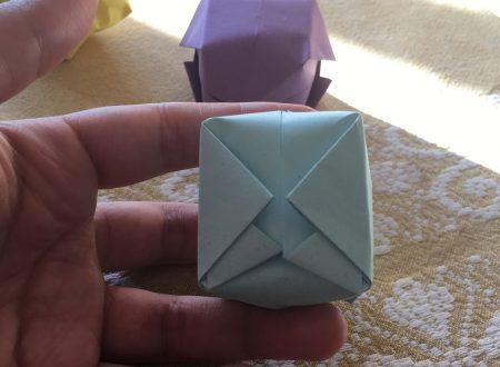 Origami in cucina