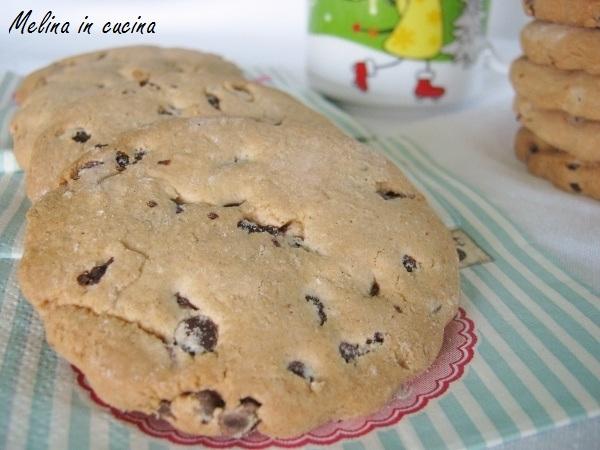 Biscotti alla cannella con gocce di cioccolato (2)