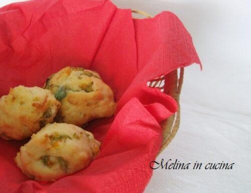 Pizzette di fiori di zucchine