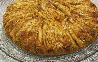 torta di carote e mele
