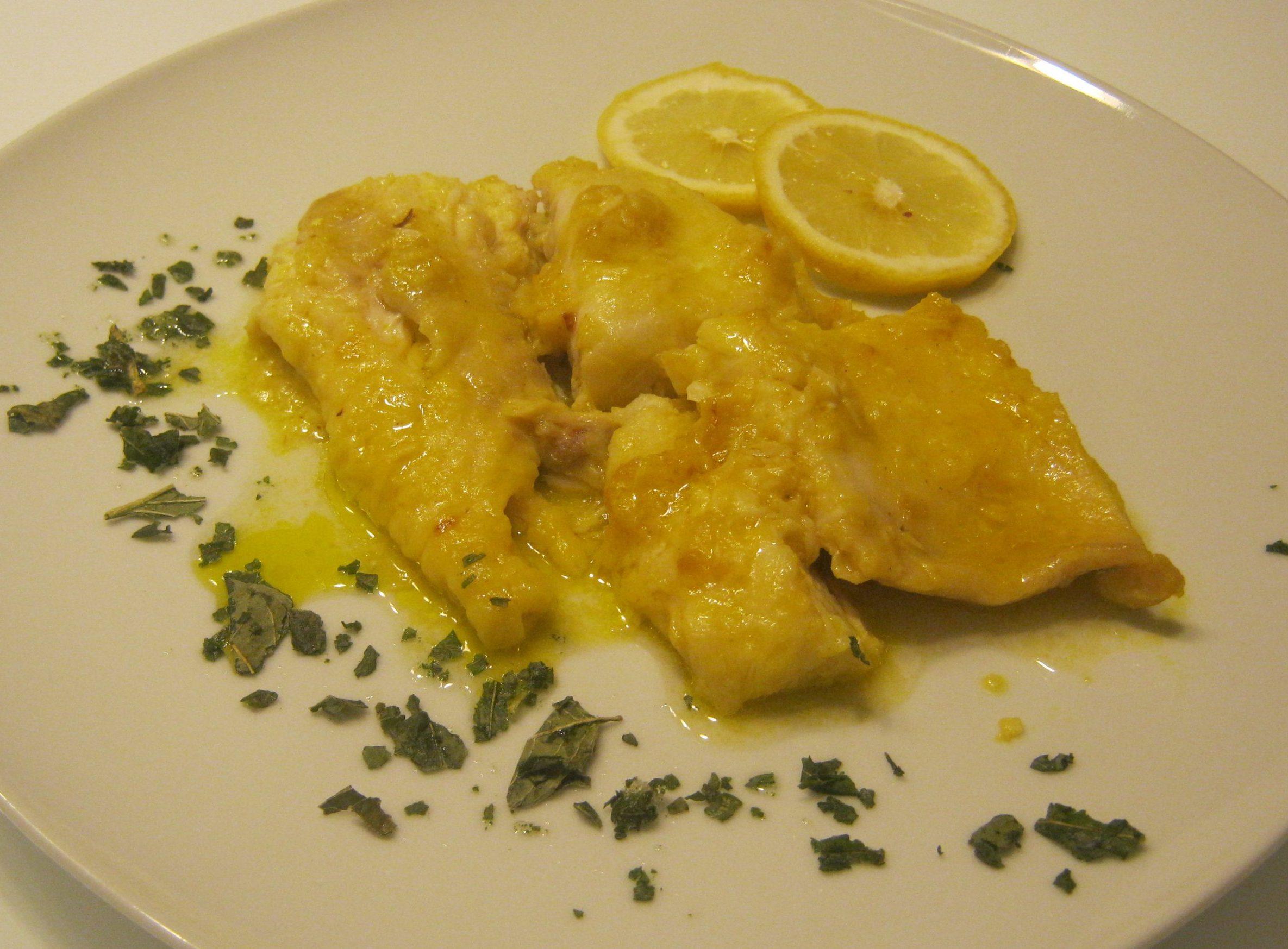 Cucinare amare fatti prendere per la gola - Cucinare pesce persico ...