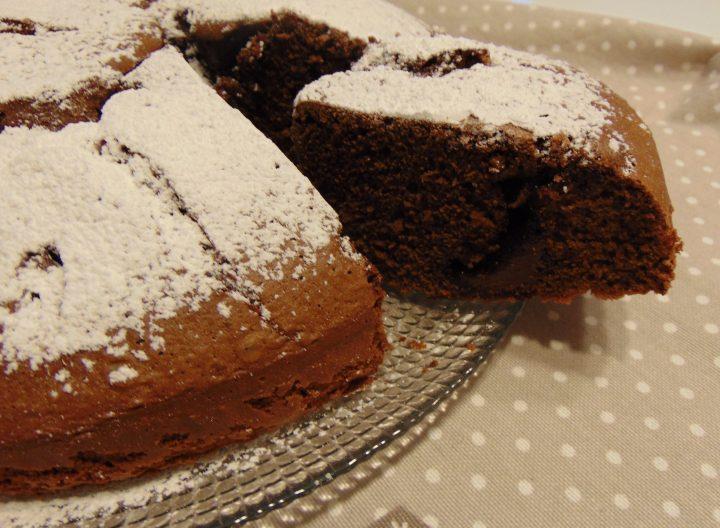 torta nua alla nutella