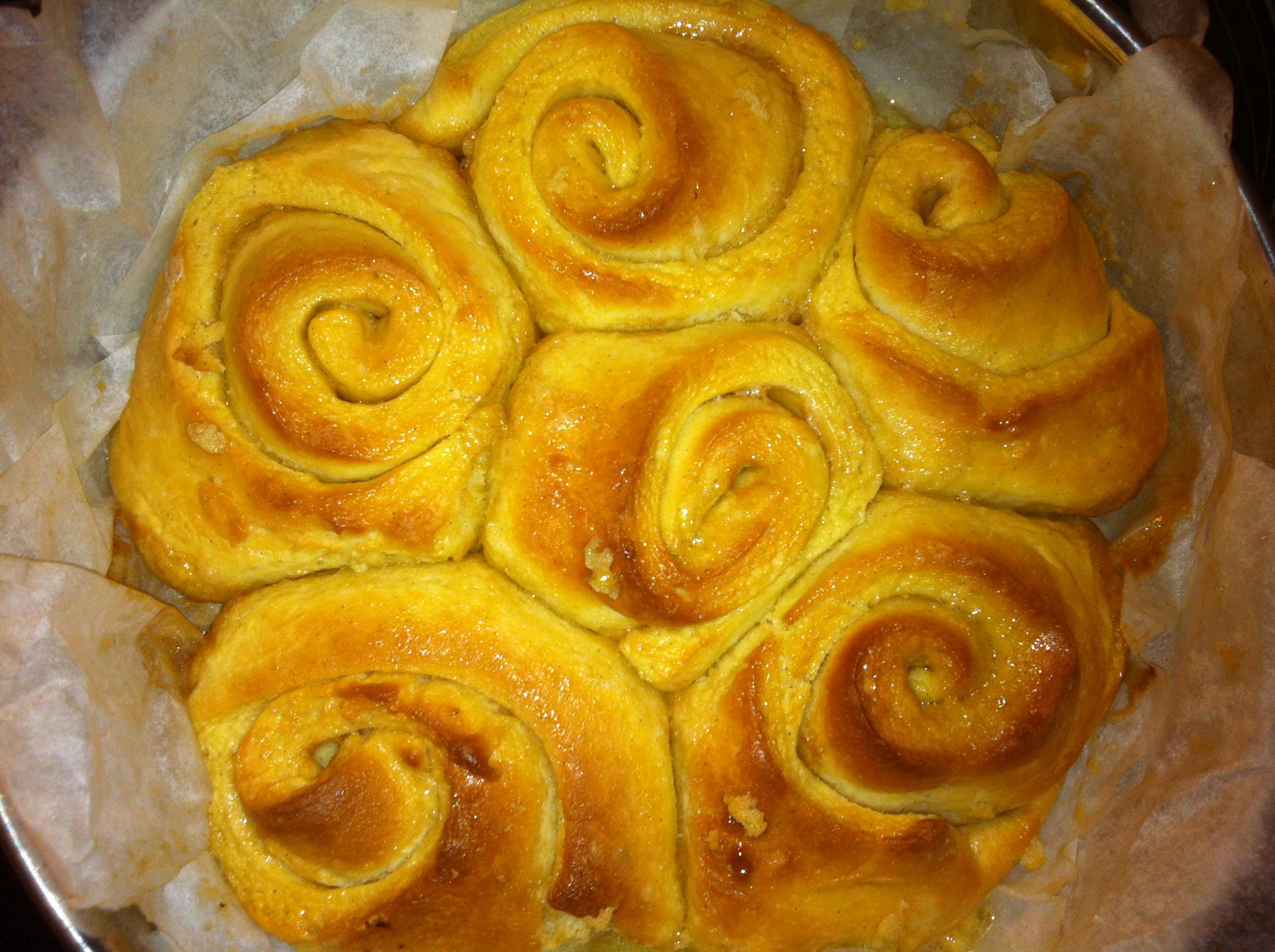 torta di rose - preparazione