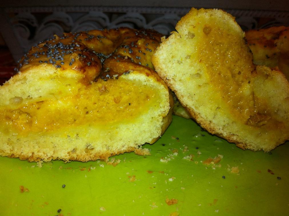 pan brioche fetta