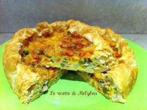 torta di verdure ipiccy