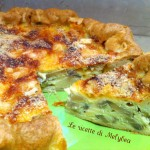 torta salata ai funghi e besciamella ipiccy