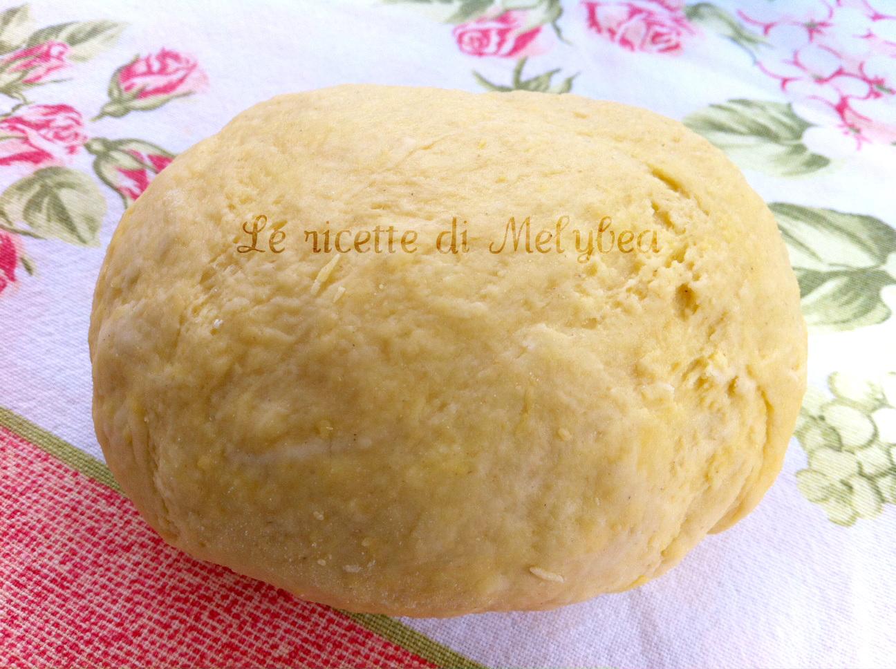 Molto Pasta frolla allo yogurt - ricetta light - Le ricette di Melybea SH54