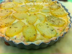 torta patate e zucchine