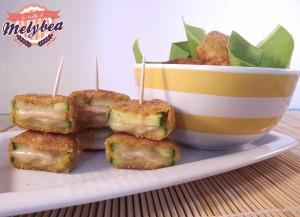 zucchine impanate con sorpresa