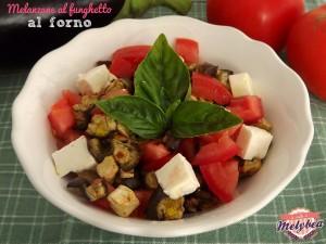 melanzane al funghetto al forno