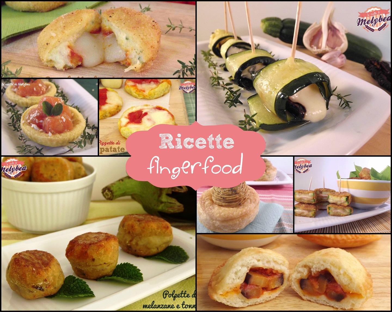 ricette fingerfood