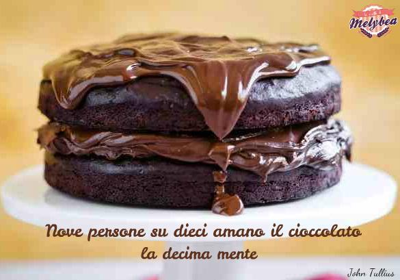 nove persone su dieci amano il cioccolato la decima mente