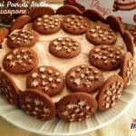 torta ai pan di stelle e mascarpone