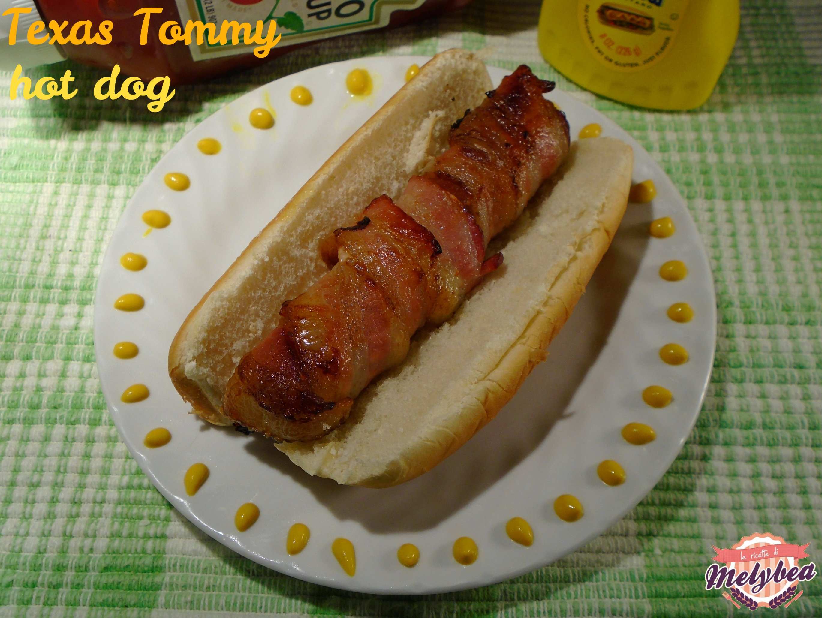 texas tommy hot dog