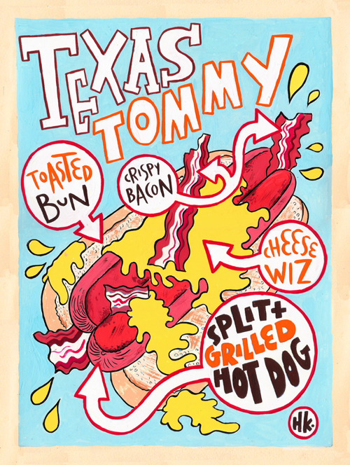 texas tommy link