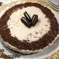 Oreo cheesecake – ricetta senza cottura