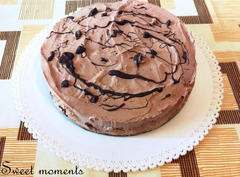 Tiramis al cioccolato sweet moments ricette - Bagno nella nutella ...