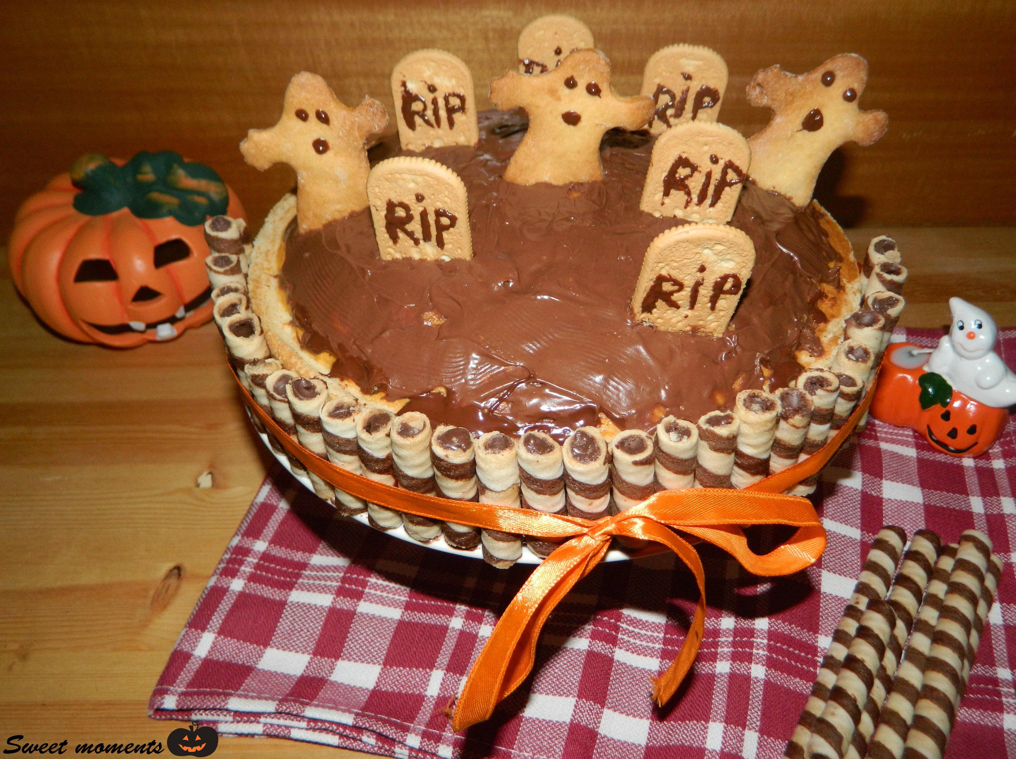 Torta margherita mostruosa