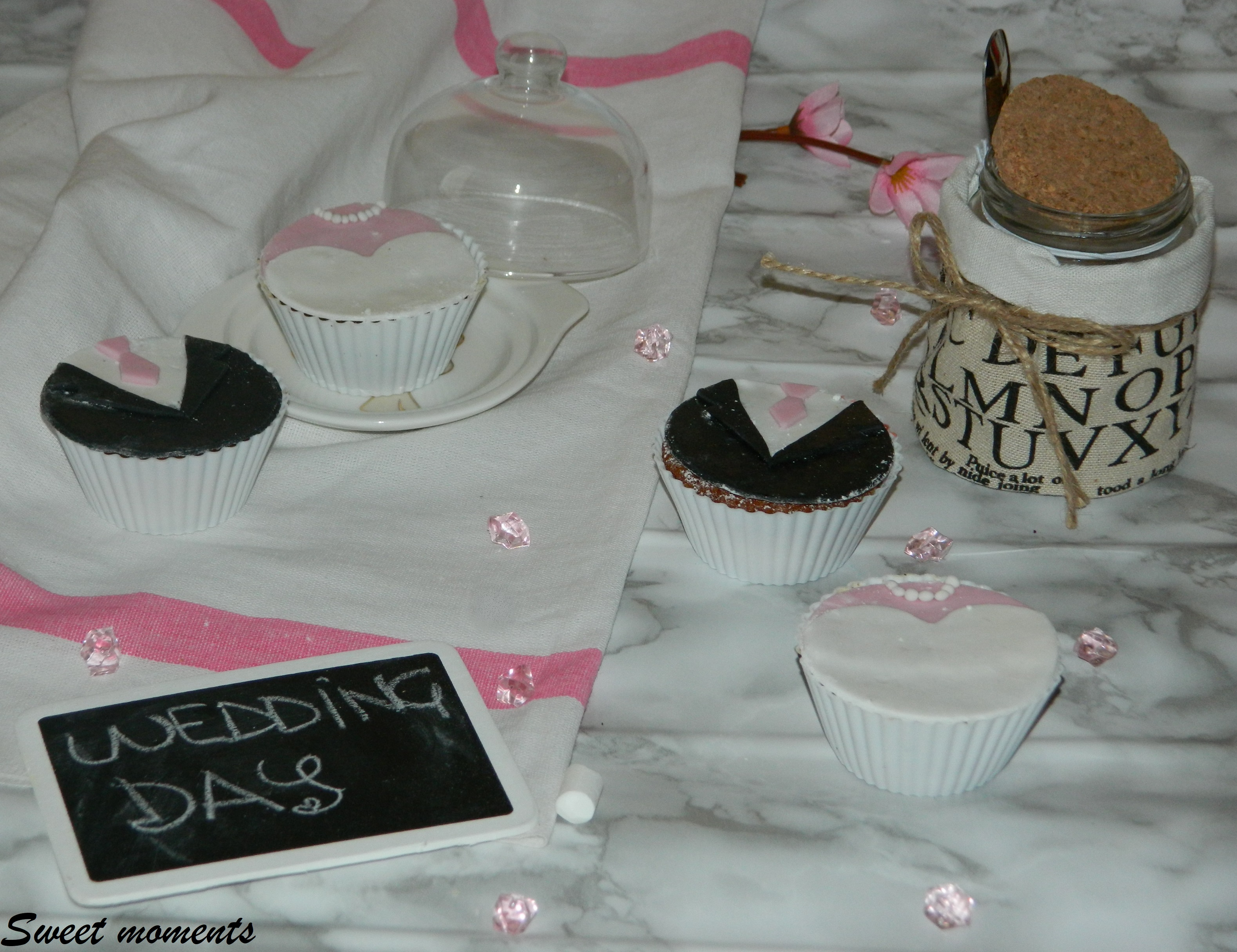 Matrimonio Tema Nutella : Wedding cupcake per un matrimonio da sogno sweet moments ricette