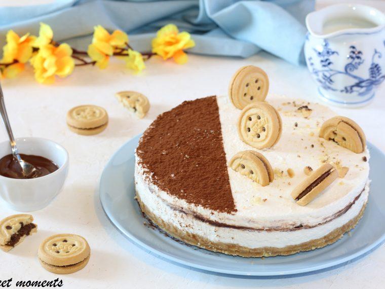 Cheesecake ai baiocchi