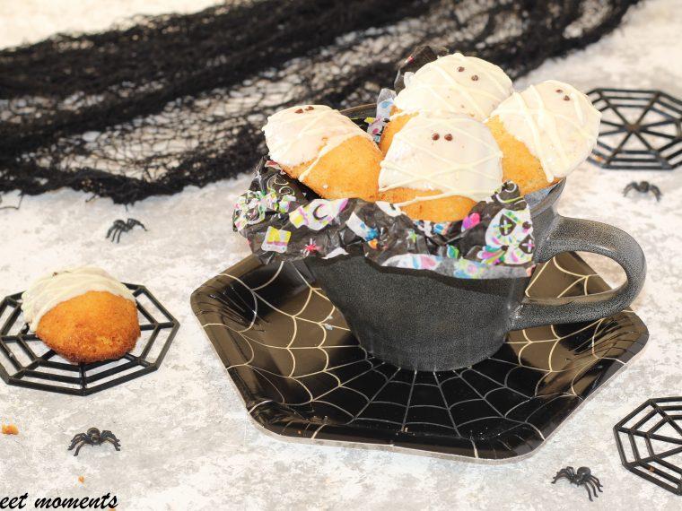 Mummy madeleine alla vaniglia