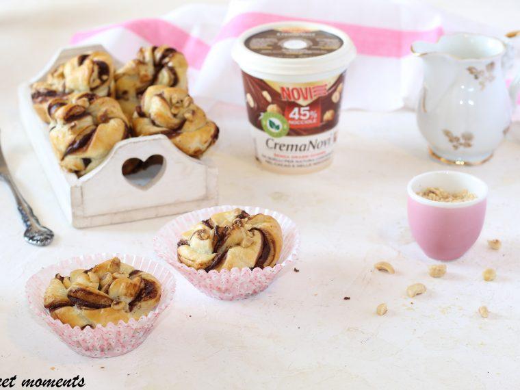 Muffin di pasta sfoglia