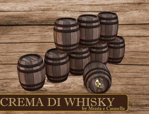 Crema di whisky ricetta