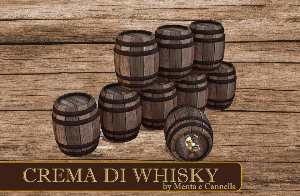 crema di whisky