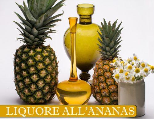 Liquore all'Ananas