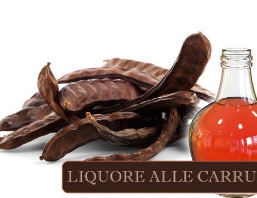 Liquore alle carrube