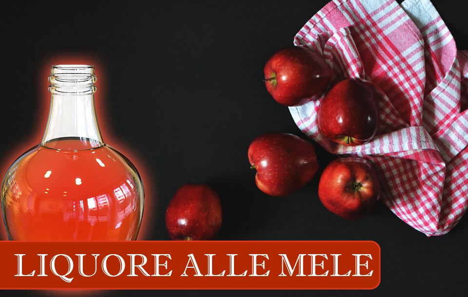 liquore alle mele