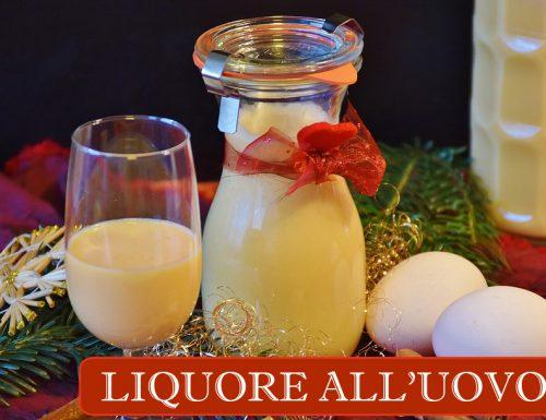 Liquore all'uovo – crema VOV