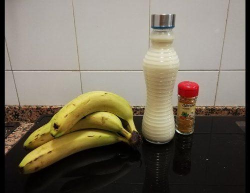 Liquore alla Banana – ricetta Bananino
