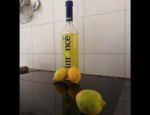 Liquore al limone – ricetta Limoncello o limoncè