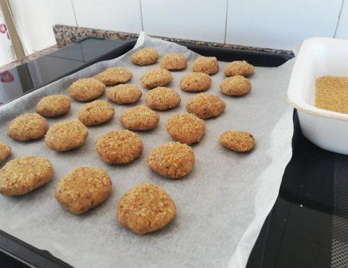 Ricetta – Biscotti alle nocciole