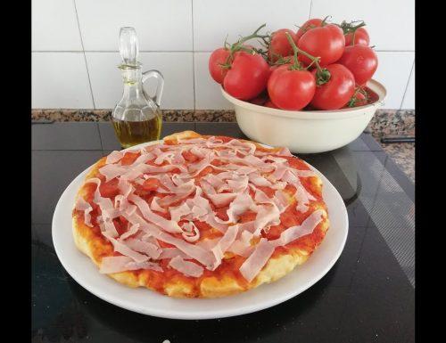 Ricetta Pizza fatta in casa – versione antica pizzeria